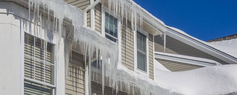 The Ice Dam Removal Method Brooklyn Park Residents Can Rely On