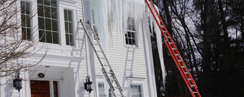 Common Causes and Prevention of Ice Dams in Minnesota